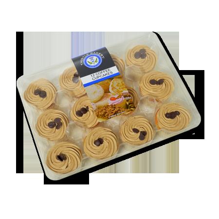 coffee cupcakes 12