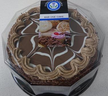 Bar One Cake R36.00