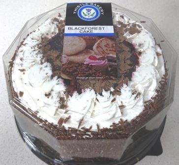 Blackforest Cake R36.00