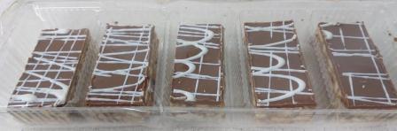 Caramel Brownie R16.00