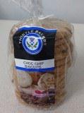 Choc Chip Shortbread Biscuits 12's R29.00