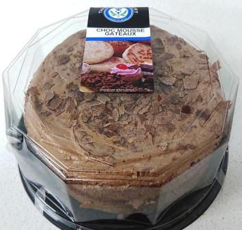 Chocolate Mousse Cake R36.00