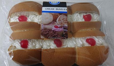 Cream Buns R15.00