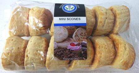 Mini Scones 12's R22.00