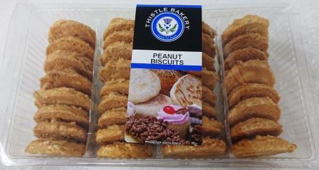 Peanut Biscuits 32's R27.00