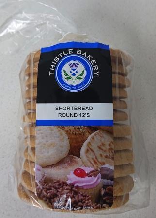 Shortbread Biscuits 12's R29.00