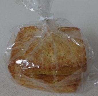 Square Croissant 4's R11.00