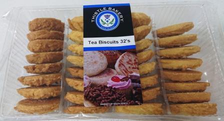 Tea Biscuits 32's R27.00