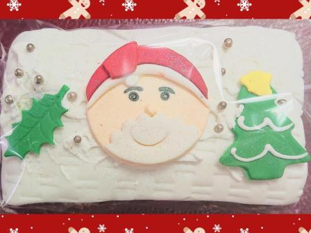 Xmas Fruit Loaf Decorated (2) R49-00